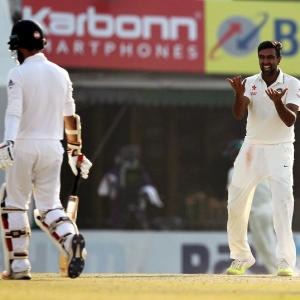 Ashwin's all-round show puts India in control