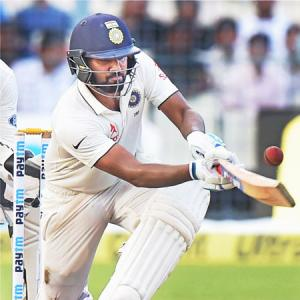 Stats: Impressive Rohit records 2nd half-century at home