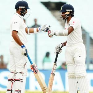 Saha's fifties put us on the back foot: Taylor