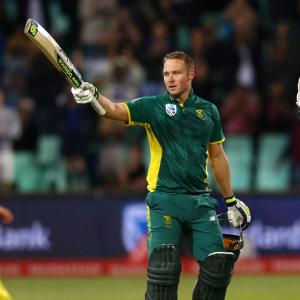 Miller century clinches ODI series for South Africa
