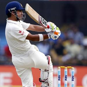 Will Gambhir retain his place for England series?