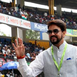 Will continue to take Test cricket to smaller cities: BCCI