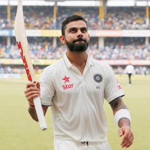 Another world record for Virat Kohli