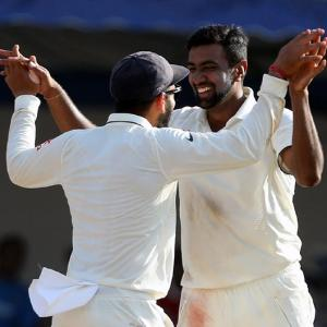 Top ranked-Ashwin, Jadeja cap Team India's Test dominance in 2016