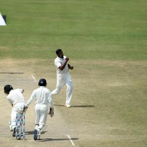 Ashwin stands tall in total Indian domination vs NZ