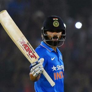 PHOTOS: India vs New Zealand, 3rd ODI, Mohali