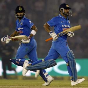 Kohli is certainly amongst the best: Dhoni