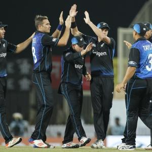 PHOTOS: NZ crush India in Ranchi to set up series decider
