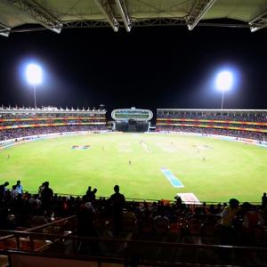 Rajkot set to be first Test centre in India to implement DRS