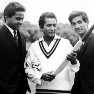 The Mohammad brothers: Pakistan cricket's first family