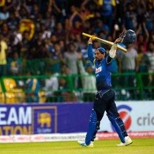 Just one regret for Dilshan as he heads into the sunset