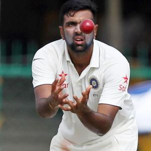 Number crunching: Ashwin sets new highs