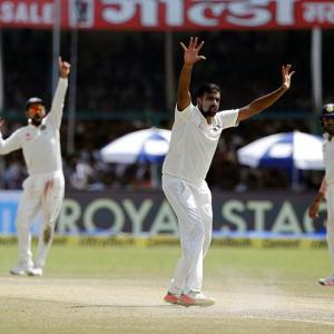Intelligent, priceless, impactful... Kohli can't praise Ashwin enough