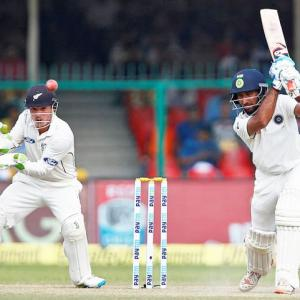 Pujara's new-found form augurs well for India's bumper home season
