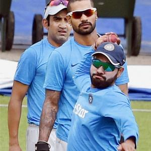 2nd Test: India aim for No 1 spot at Eden Gardens