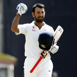 As 50th Test beckons, Pujara's career in numbers