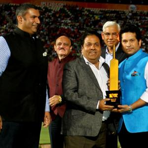 I never thought IPL would be so big: Tendulkar