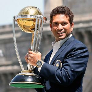 The moment that changed Tendulkar's life...