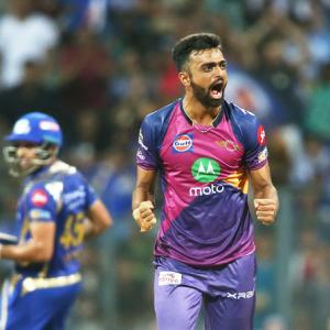IPL: How Pune Supergiant did Mumbai in at the Wankhede