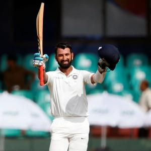 Pujara, Rahane hit centuries as India dominate Day 1