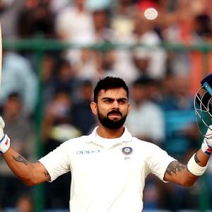 Another record for run machine Kohli