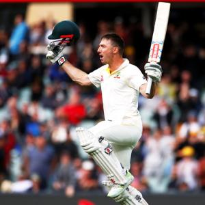 PHOTOS: 2nd Ashes Test, Adelaide Oval, Day 2