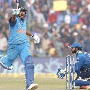 Rohit Sharma and the Beauty of Destruction
