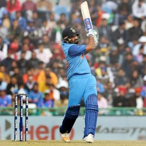 This year has been the best of my career: Rohit