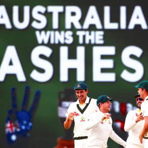 Smith savours 'spectacular' triumph as victorious Ashes captain