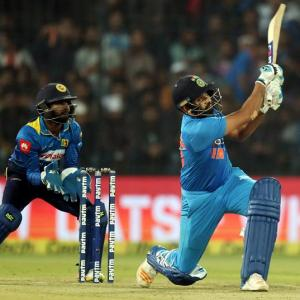 Rohit's Amazing 100: Check the stunning numbers