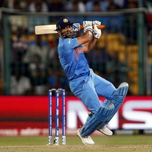 If they bowl in my areas, I would look to hit sixes, says Dhoni