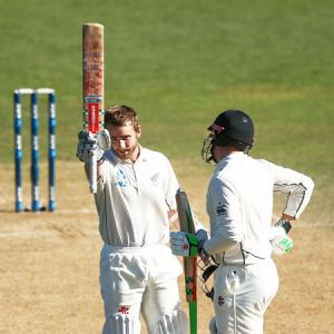 Williamson ton leads Kiwis to unlikely victory over Bangladesh