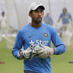 Will Saha regain his place in Indian Test squad?