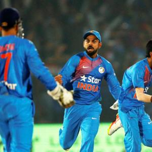 Chahal on what separates him from Mishra and Yadav