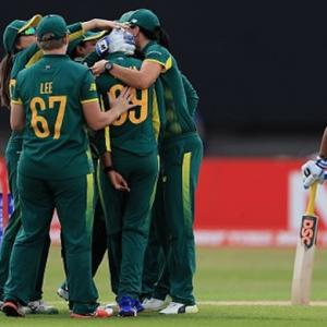 Women's World Cup: India's winning run ends with heavy loss to SA