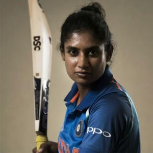 Congratulate Mithali for adding another feather to her illustrious hat