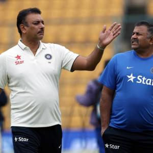 Shastri gets his team, Arun back as bowling coach