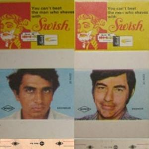 Missing: Indian cricketers on matchbox labels