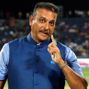 Huge pay hike for new India coach Shastri