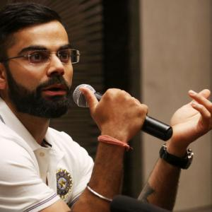 'Kohli not in Tendulkar, Dravid's league'