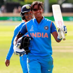 'Harmanpreet you rockstar. Simply awesome'