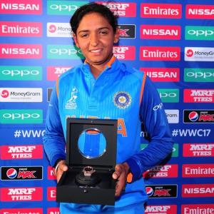 After Harmanpreet's heroics, her mother urges nation to empower daughters