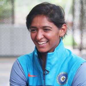 When Harmanpreet played through pain