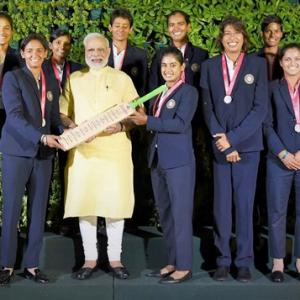 Need for policy to promote women sportspersons