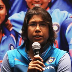 Get ready for biopic on Jhulan Goswami