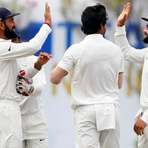 Virat Kohli on why the Galle Test win was special