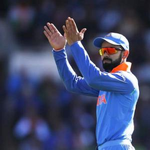 Kohli expects Team India to continue in same vein against Lanka