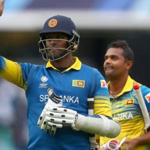 Key to Sri Lanka's win over India...