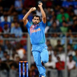Should India bring in Shami, Ashwin for South Africa game?