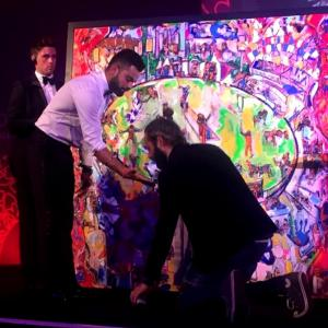 British Indian buys Virat Kohli painting for Rs 2.4 crore